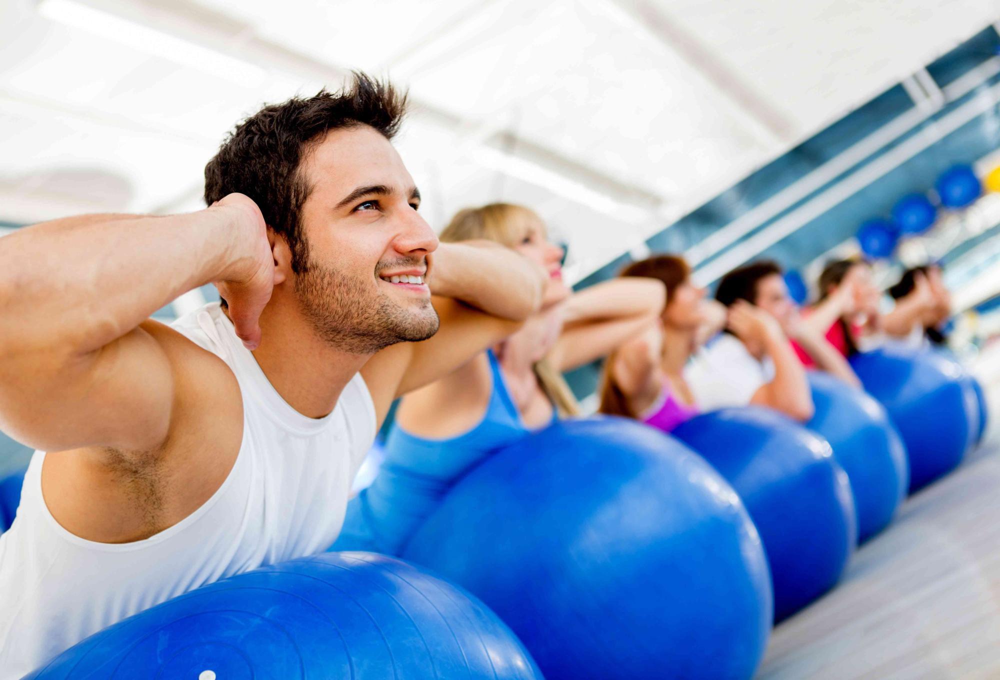 Cómo subir la masa corporal